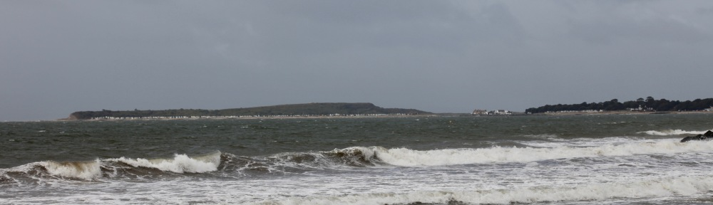 Christchurch Bay, Mudeford Sandbank, Hengistbury Head