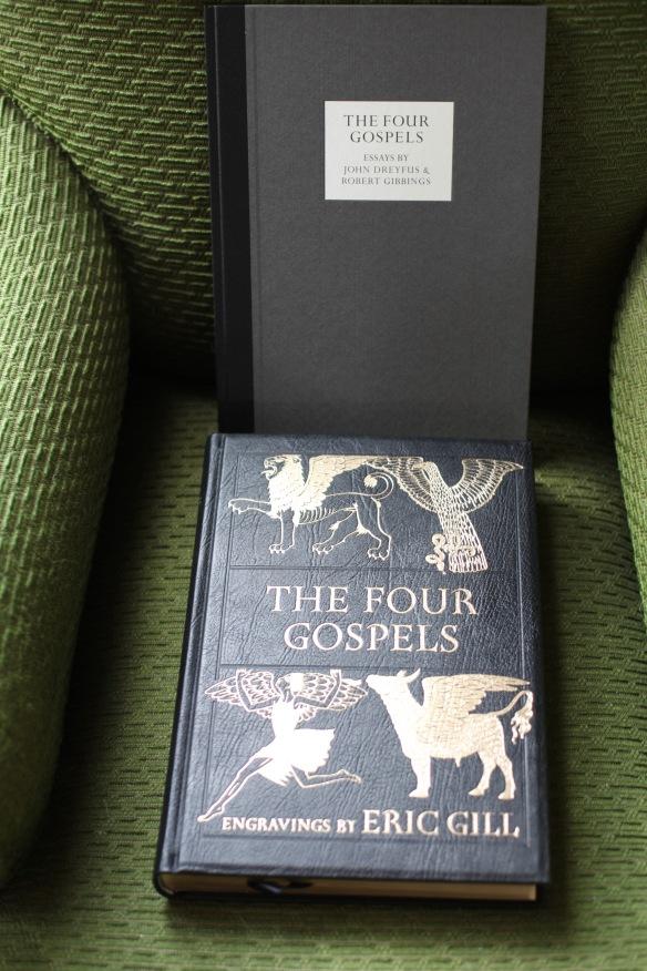 The Four Gospels 1