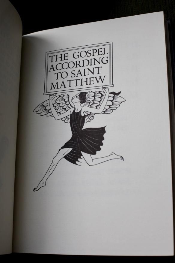The Four Gospels 3