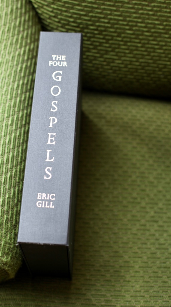 The Four Gospels 8