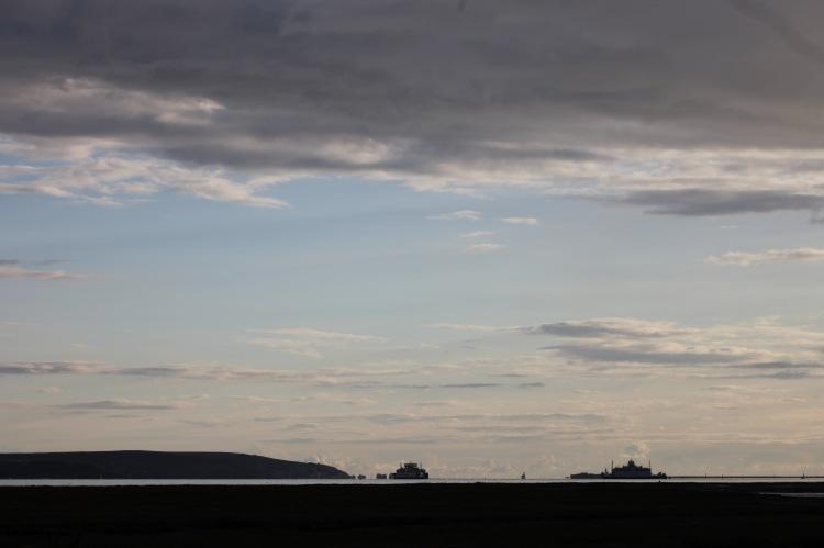Ferries leaving Isle of Wight