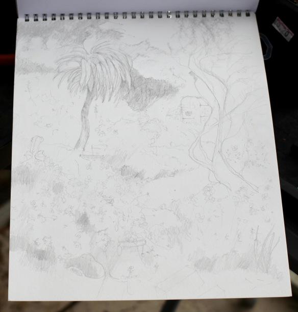 John's drawing