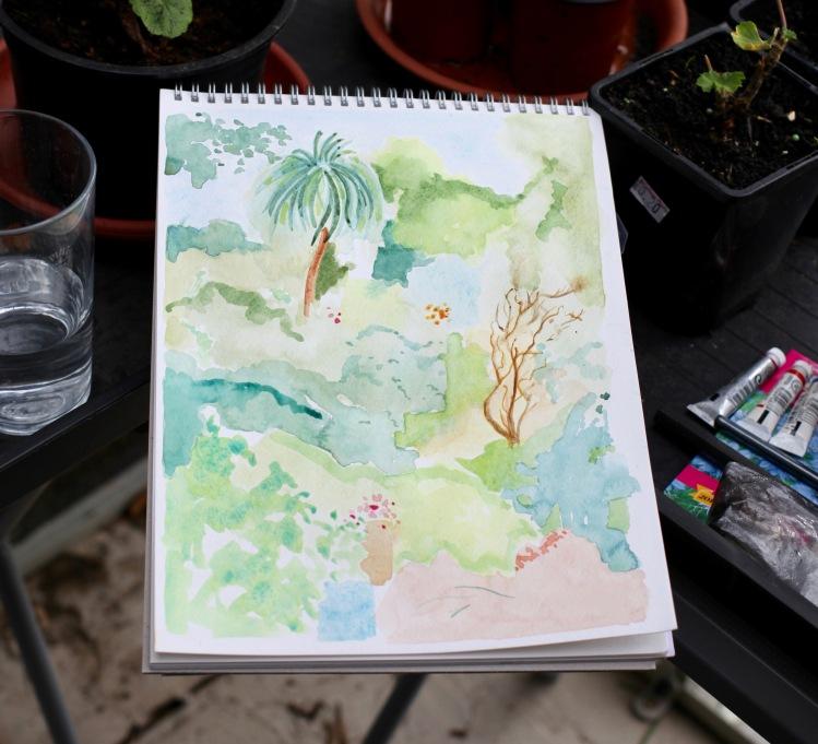 John's watercolour