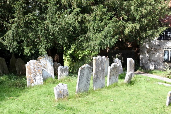Gravestones, St Nicholas Church 1