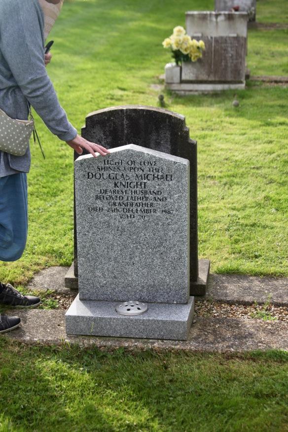 Dad's Gravestone 1