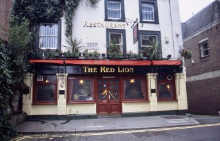 Image result for Red Lion Waverton Street
