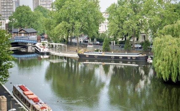 Little Venice canal basin