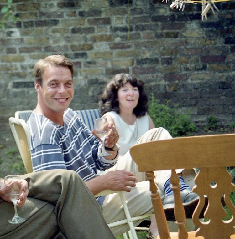 Paul Montgomery and Carole Shelton