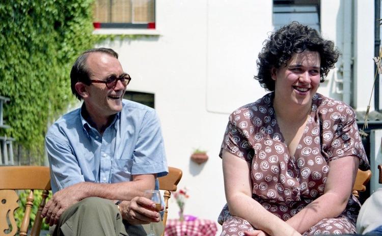 Becky and Steve