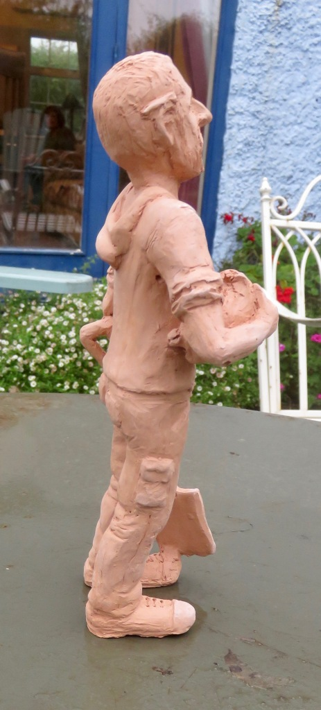 Aaron sculpture 3