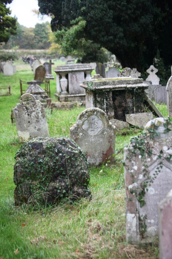 Gravestones 1