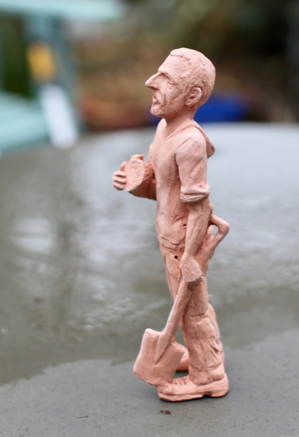 Aaron sculpture 1