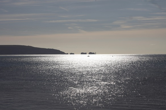 Sun on Solent, Isle of Wight & The Needles