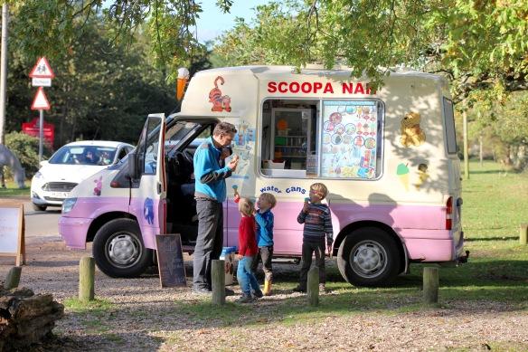 Ice creams 1