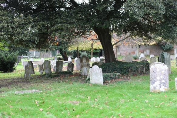 St Thomas and All Saints graveyard 1