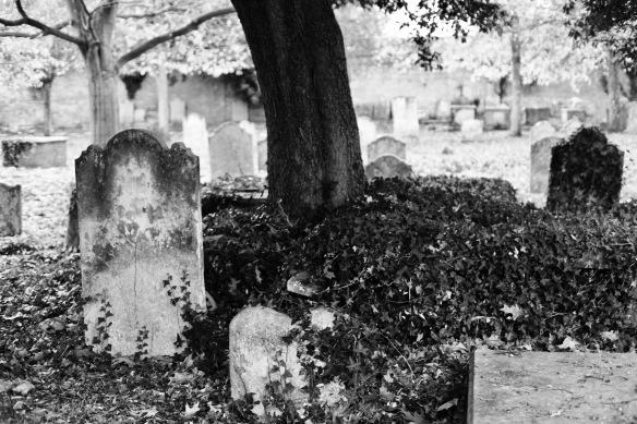 St Thomas and All Saints graveyard 3