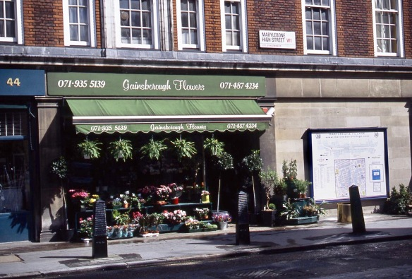 Marylebone High Street W1 5.05