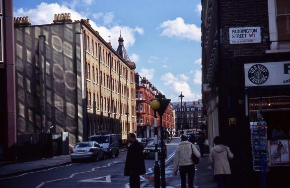 Paddington Street W1