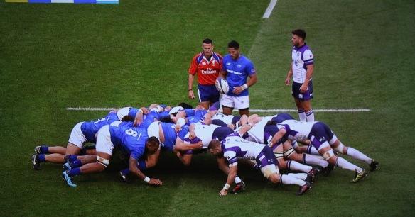 Scotland v Samoa 6