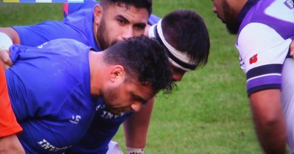 Scotland v Samoa 9