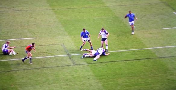 Scotland v Samoa 17