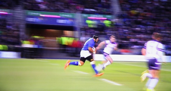Scotland v Samoa 20