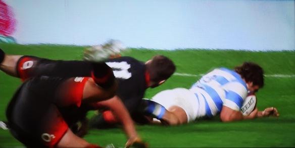 England v Argentina 7