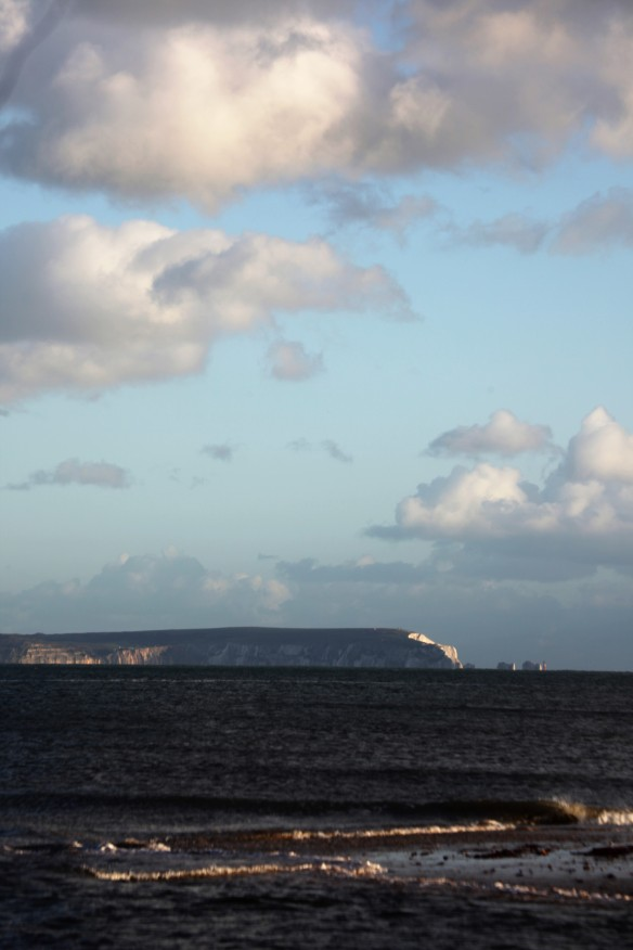 Isle of Wight and The Needles