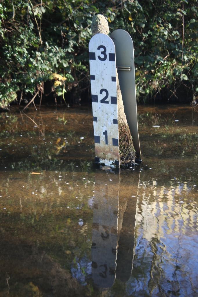 Water level guage