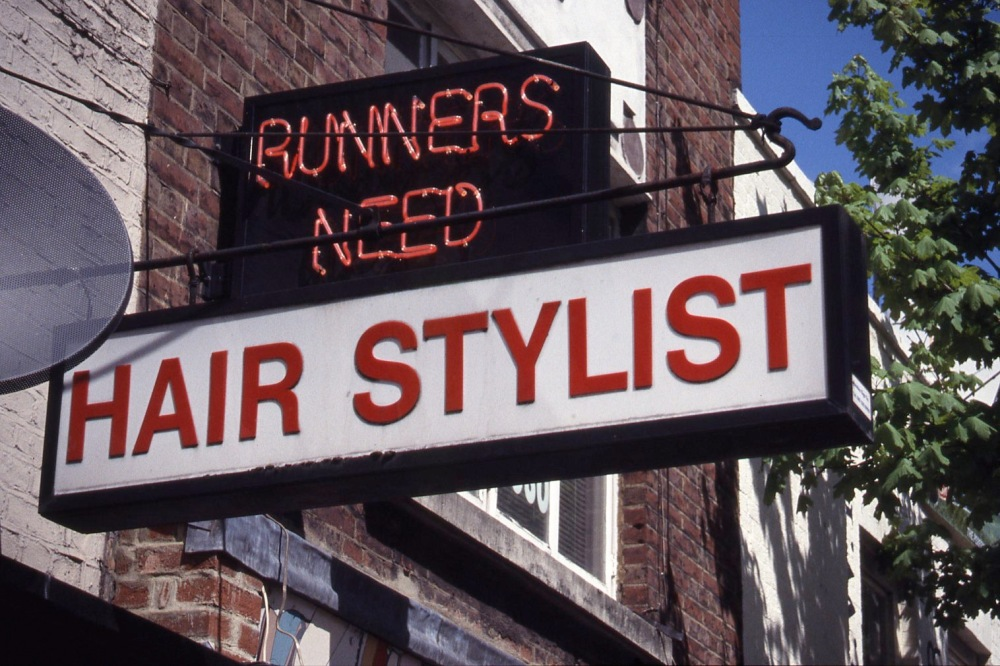Runners Need Hair Stylist 1