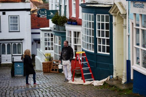 Painter Quay Hill