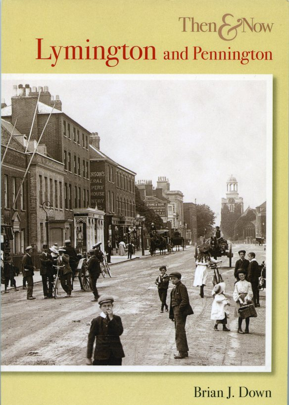 Lymington history001