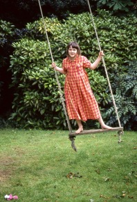 Flo on swing 2