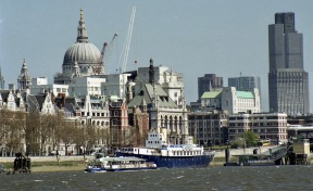St Paul's and Embankment