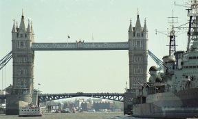 Tower Bridge and H.M.S. Belfast 2