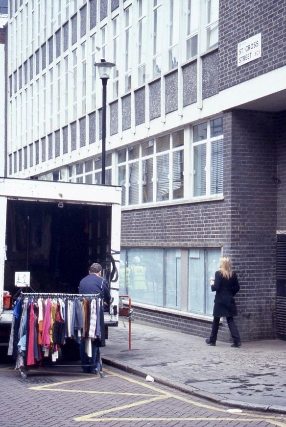 St Cross Street EC1 5.05