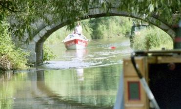 Approaching Bridge 228 7.03