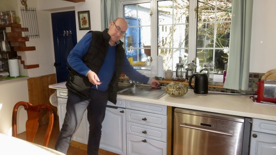 Dale measuring kitchen 1