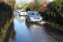 Cars driven through pools 1