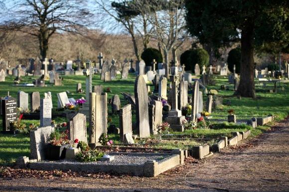 Beaulieu cemetery