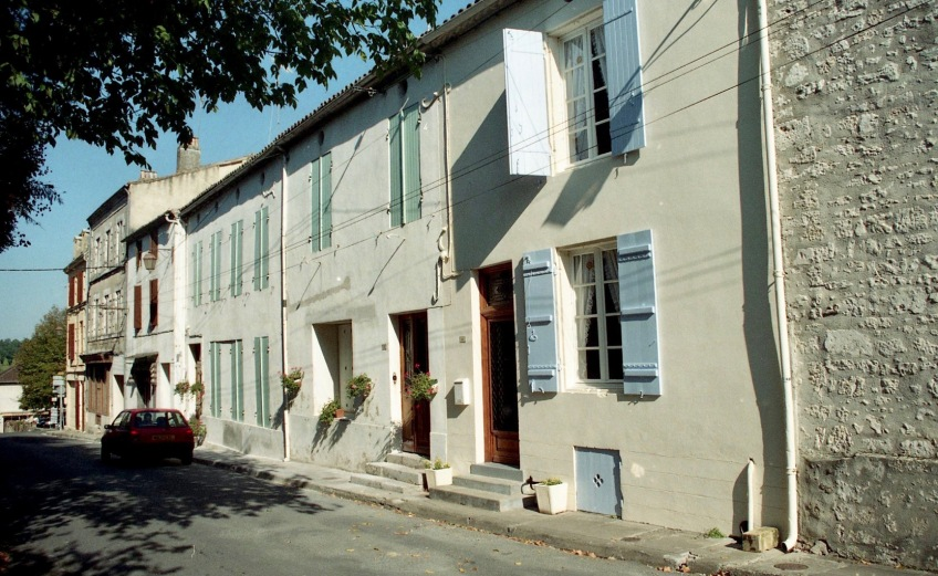 Nos 6, 8, and 10 rue St Jacques