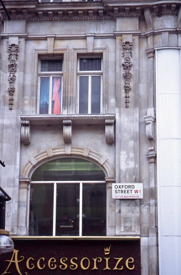 Oxford Street W1 1 5.05 1