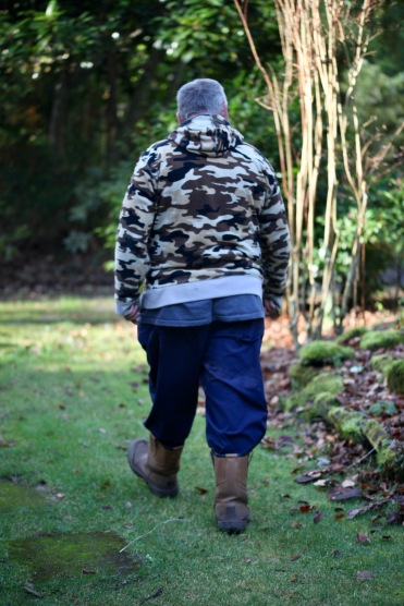 Rob, gardener