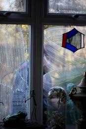 Aaron cleaning windows 4