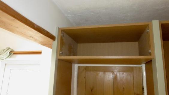 Top cupboard