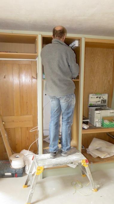 Richard fitting electrics