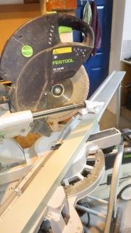 Festool chop saw