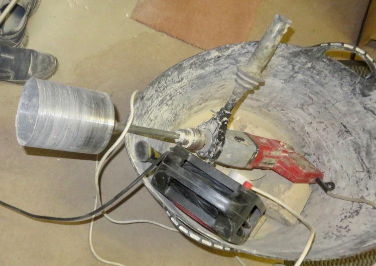 Core cutter