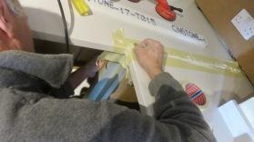 Richard sealing worktop join