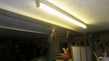 Richard fitting extractor fan ducting